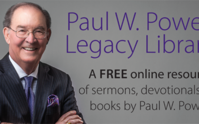 Paul Powell Legacy Library